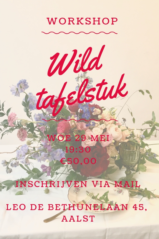 Workshop Trendy Lentekrans Do 4 April 19_30 Bonnette InschrijvINGen --> Kassa-4